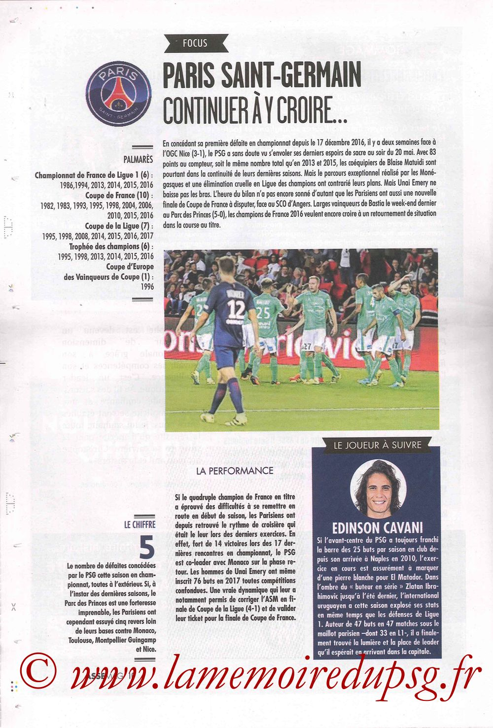 2017-05-14  Saint Etienne-PSG (37ème L1, ASSE Actus) - Page 10