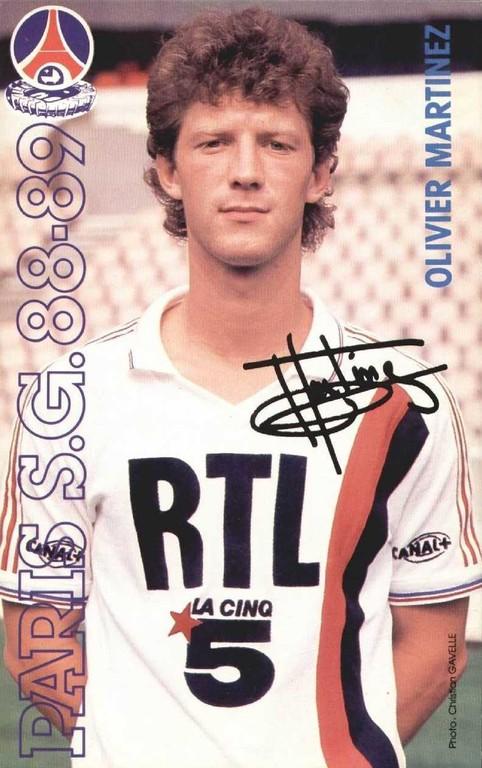 MARTINEZ Olivier  88-89