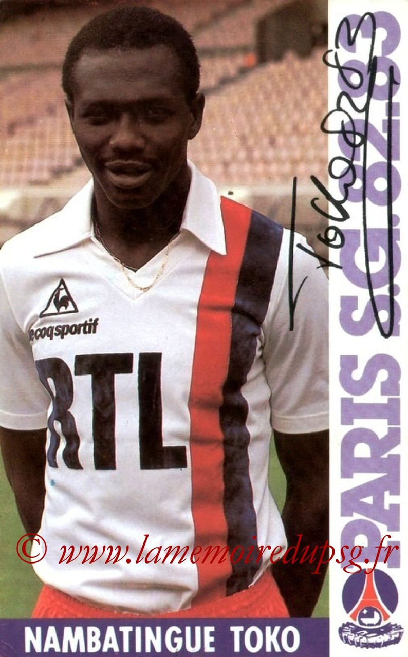 TOKO Nambatingue  82-83