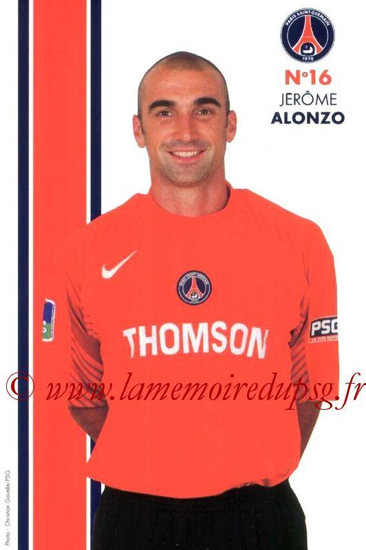 ALONZO Jérome  05-06