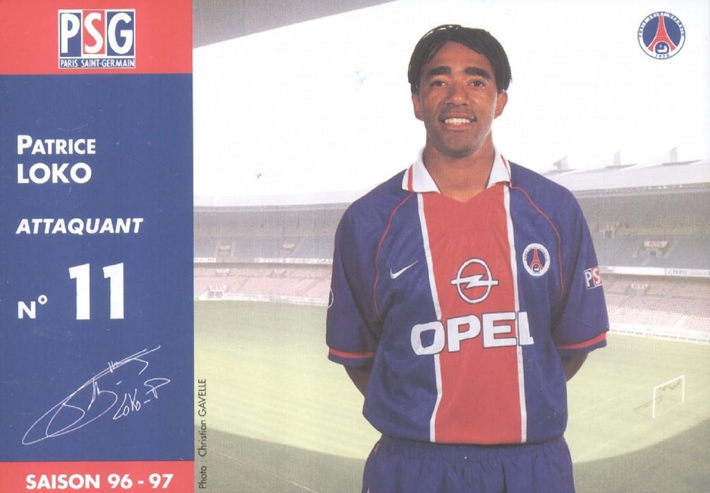 LOKO Patrice  96-97