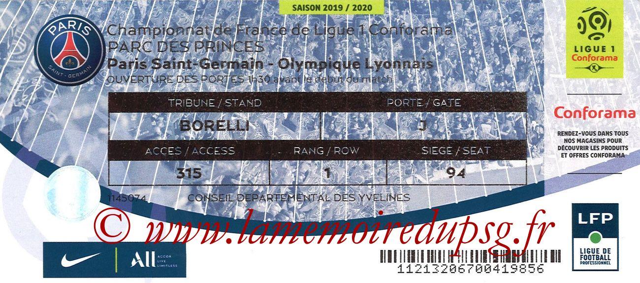 2020-02-09  PSG-Lyon (24ème L1)