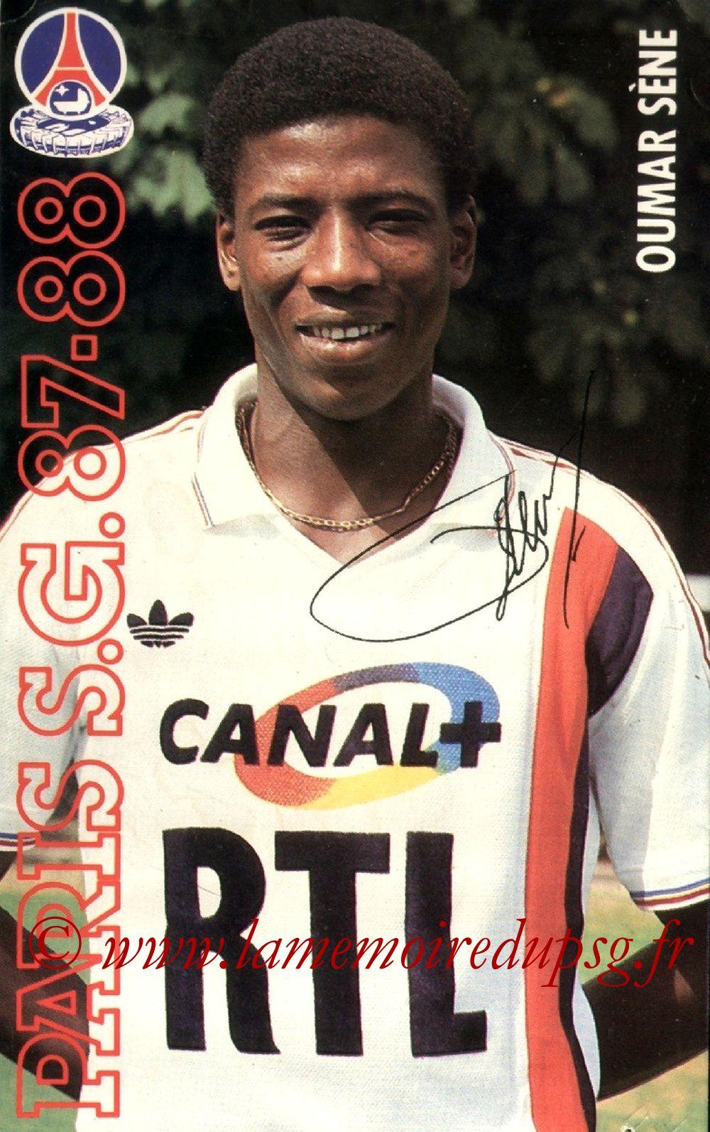 SENE Omar  87-88