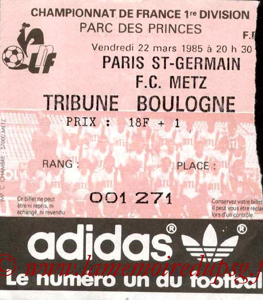 1985-03-22  PSG-Metz (29ème D1)