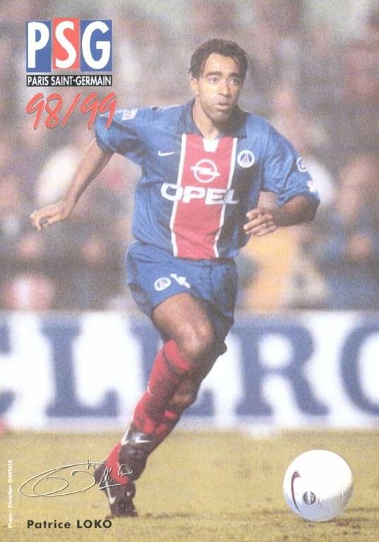 LOKO Patrice  98-99