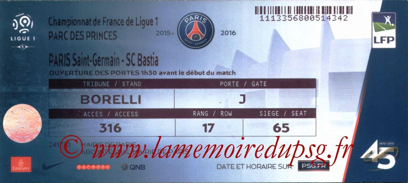 2016-01-08  PSG-Bastia (20ème L1)