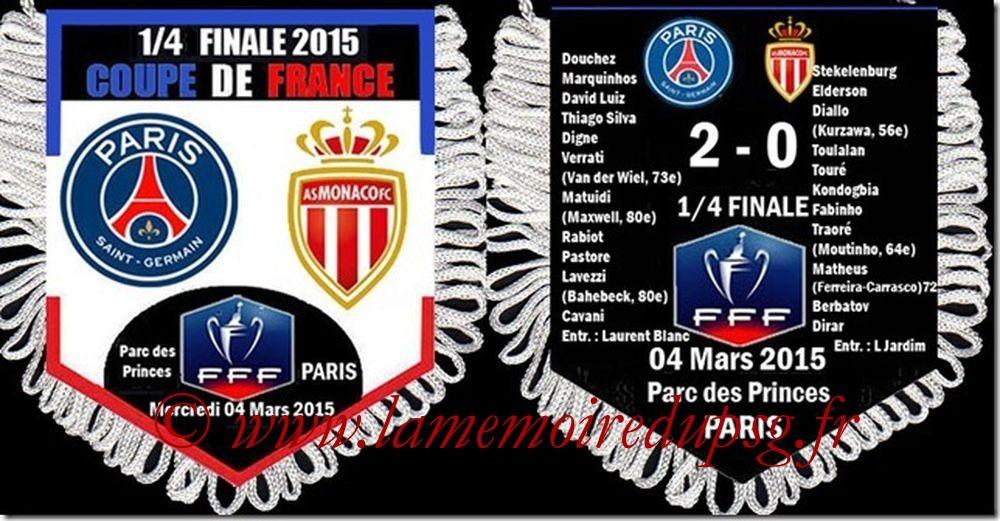 2015-03-03  PSG-Monaco (Quart CF)