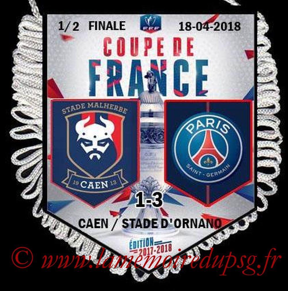 2018-04-18  Caen-PSG (Demi CF)