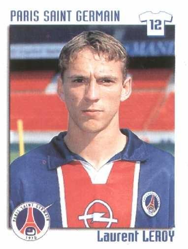 N° 290 - Laurent LEROY