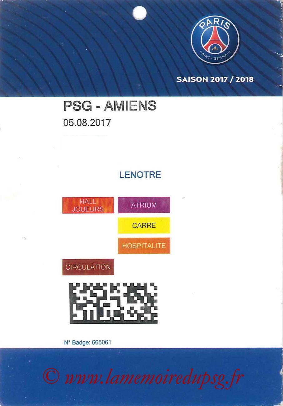 2017-08-05  PSG-Amiens (1ère L1, Badge Prestataire)