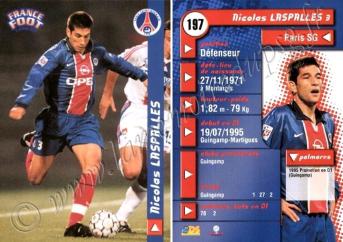 N° 197 - Nicolas LASPALLES