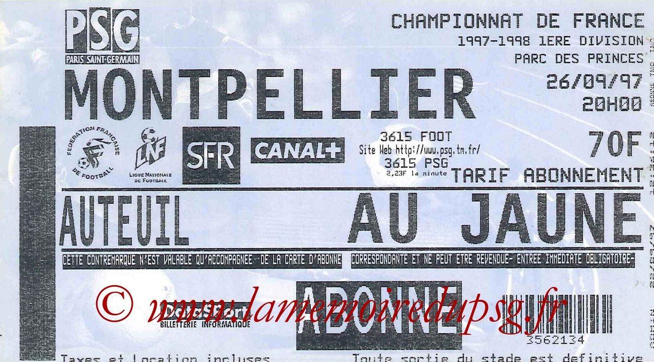 1997-09-26  PSG-Montpellier (9ème D1)