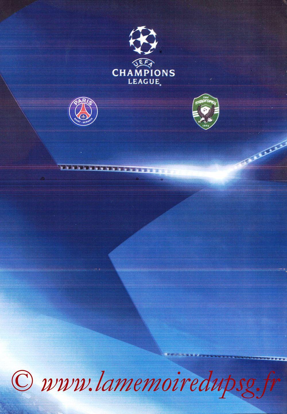 2016-12-06  PSG-Ludogorets (6ème Poule C1, Programme pirate) - Page 08