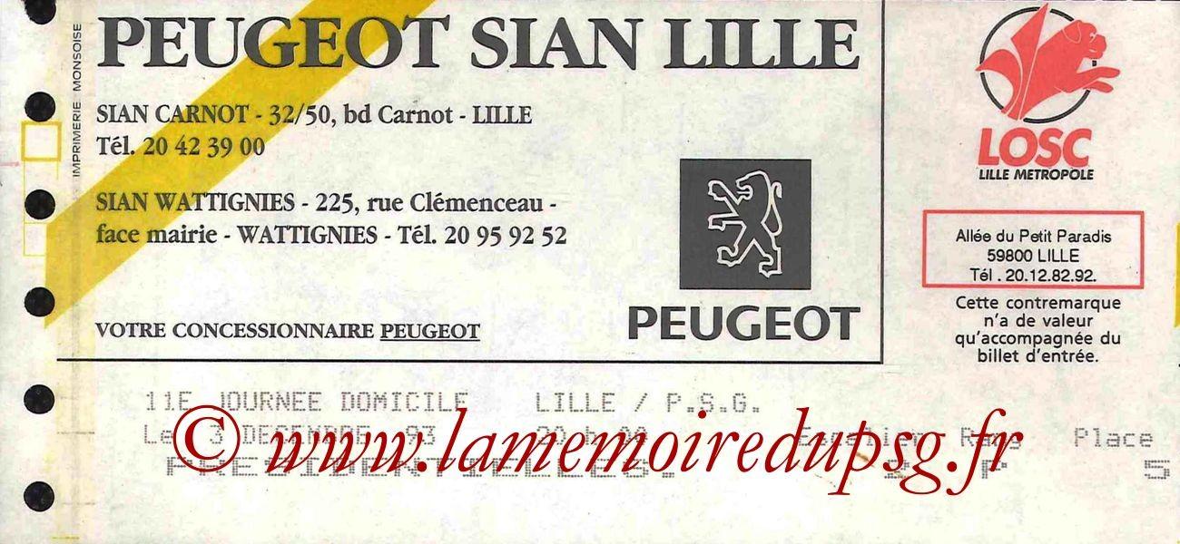 1993-12-03  Lille-PSG (20ème D1)