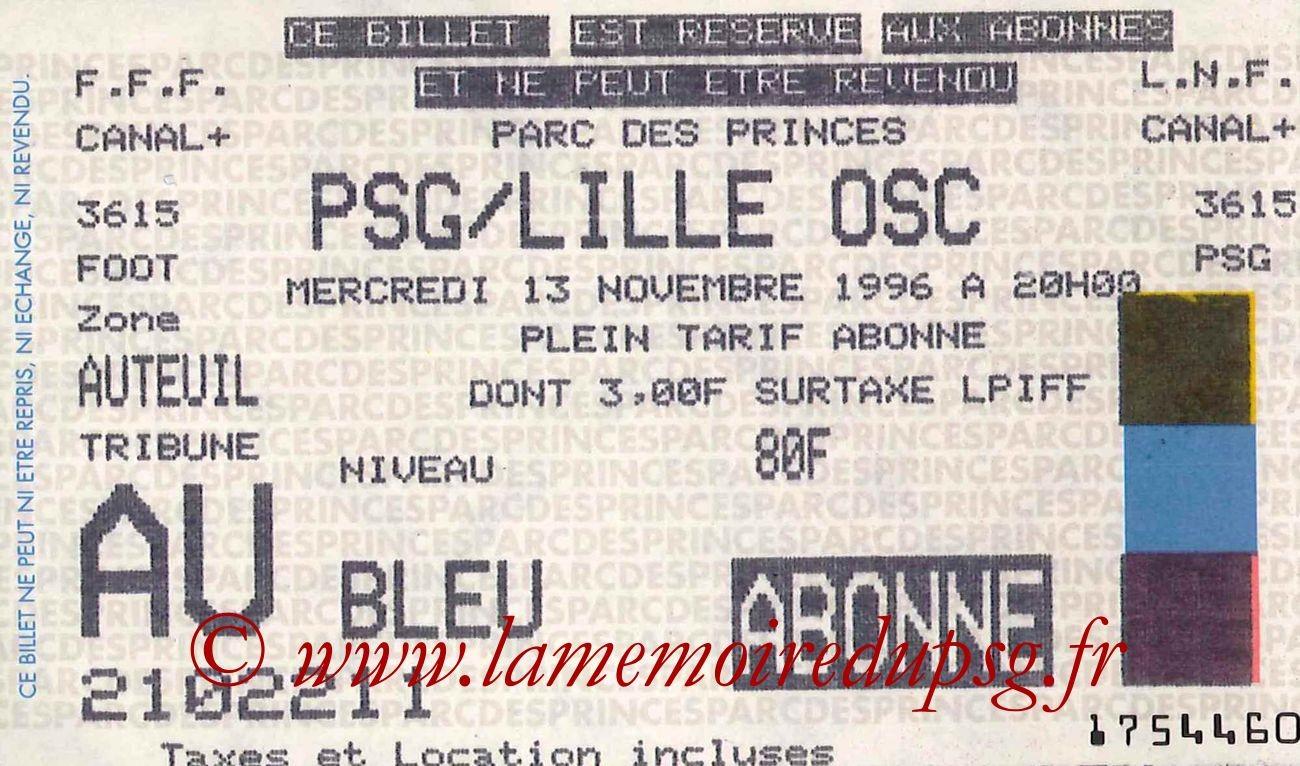 1996-11-13  PSG-Lille (17ème)