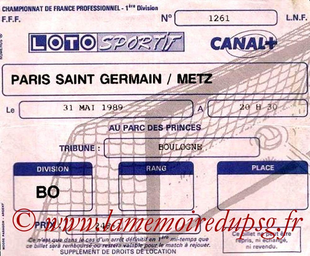 1989-05-31  PSG-Metz (38ème D1)