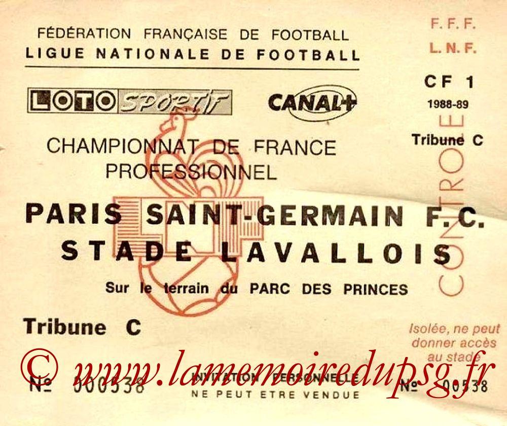 1989-05-12  PSG-Laval (36ème D1, Invitation)