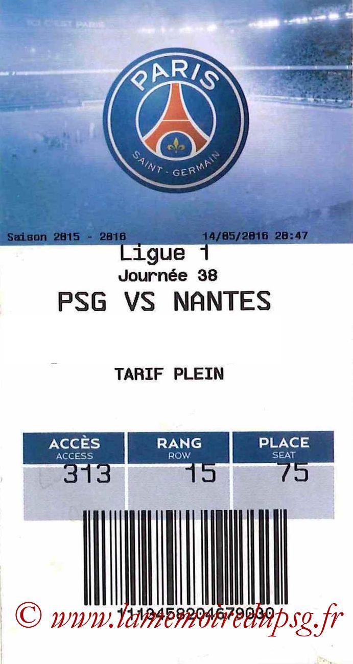 2016-05-14  PSG-Nantes (38ème L1, E-ticket)