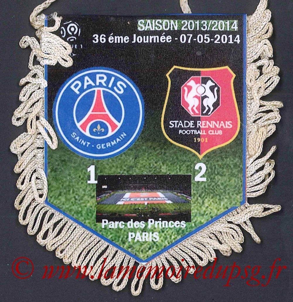 2014-05-07  PSG-Rennes (36ème L1)