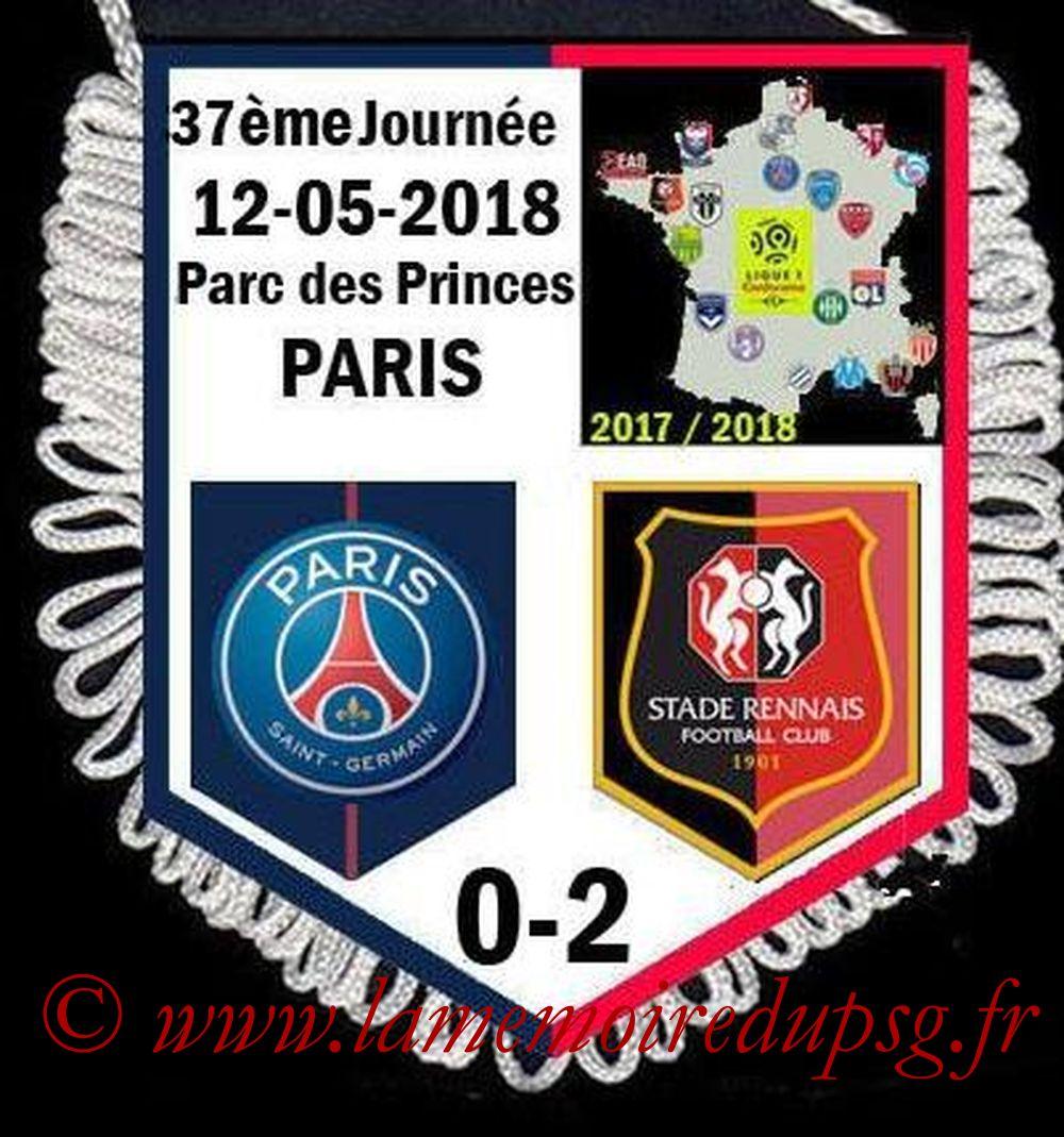 2018-05-12  PSG-Rennes (37ème L1)