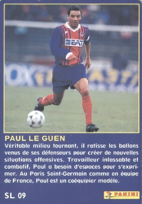 N° SL09 - Paul LE GUEN (Verso)
