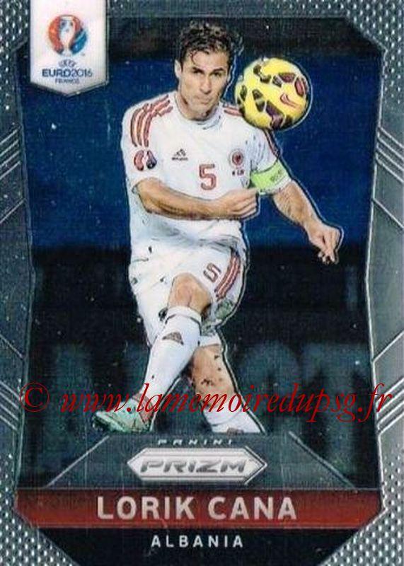 N° 190 - Lorik CANA (2000-Août 05, PSG > 2016, Albanie)