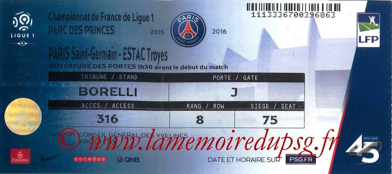 2015-11-28  PSG-Troyes (15ème L1)