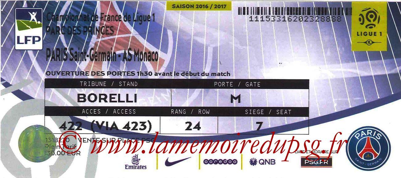2017-01-29  PSG-Monaco (22ème L1)