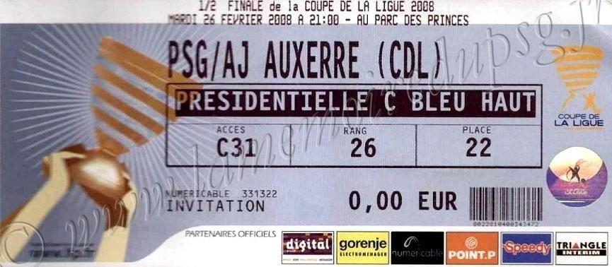 2008-02-26  PSG-Auxerre (Demi Finale CL)