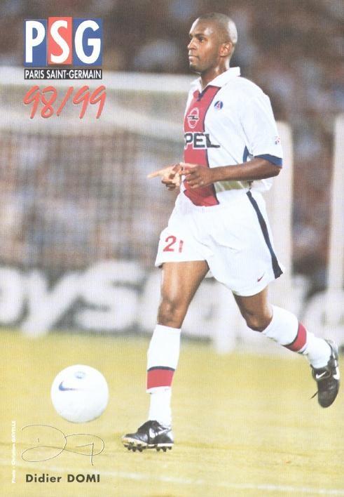 DOMI Didier  98-99