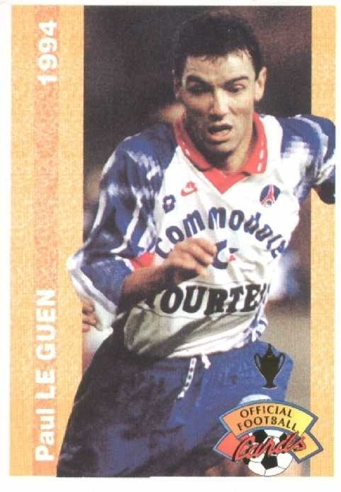 N° 238 - Paul LE GUEN (Recto)