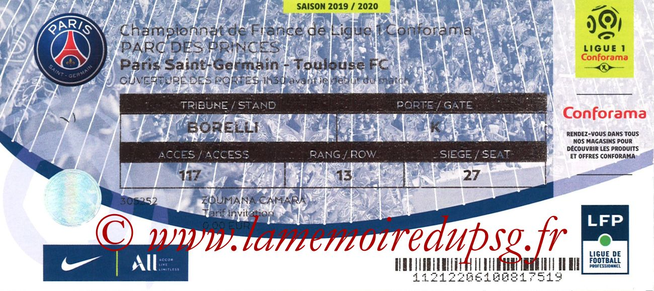 2019-08-25  PSG-Toulouse (3ème L1)