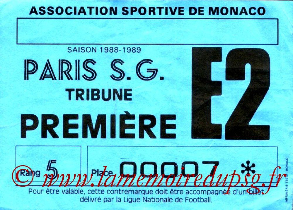 1988-08-06  Monaco-PSG (5ème D1)