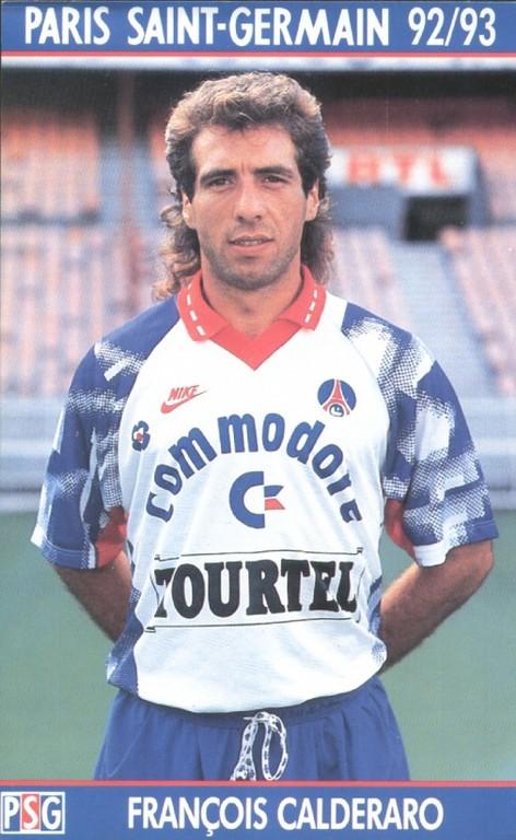 CALDERARO François  92-93
