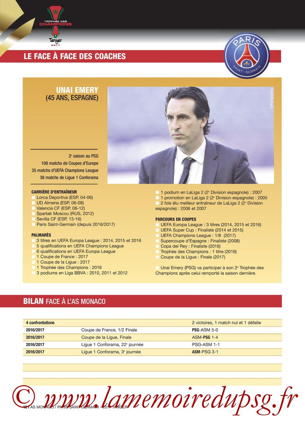 2017-07-29  Monaco-PSG (Trophée des Champions à Tanger, Dossier de Presse) - Page 12