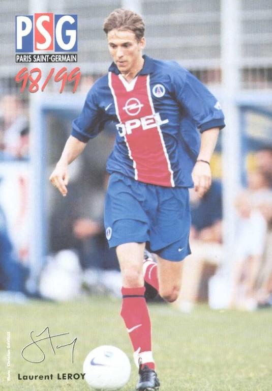 LEROY Laurent  98-99
