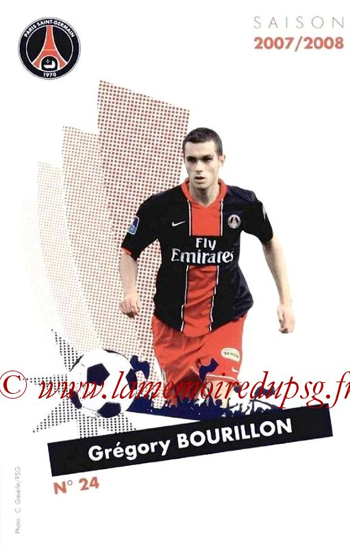 BOURILLON Gregory  07-08