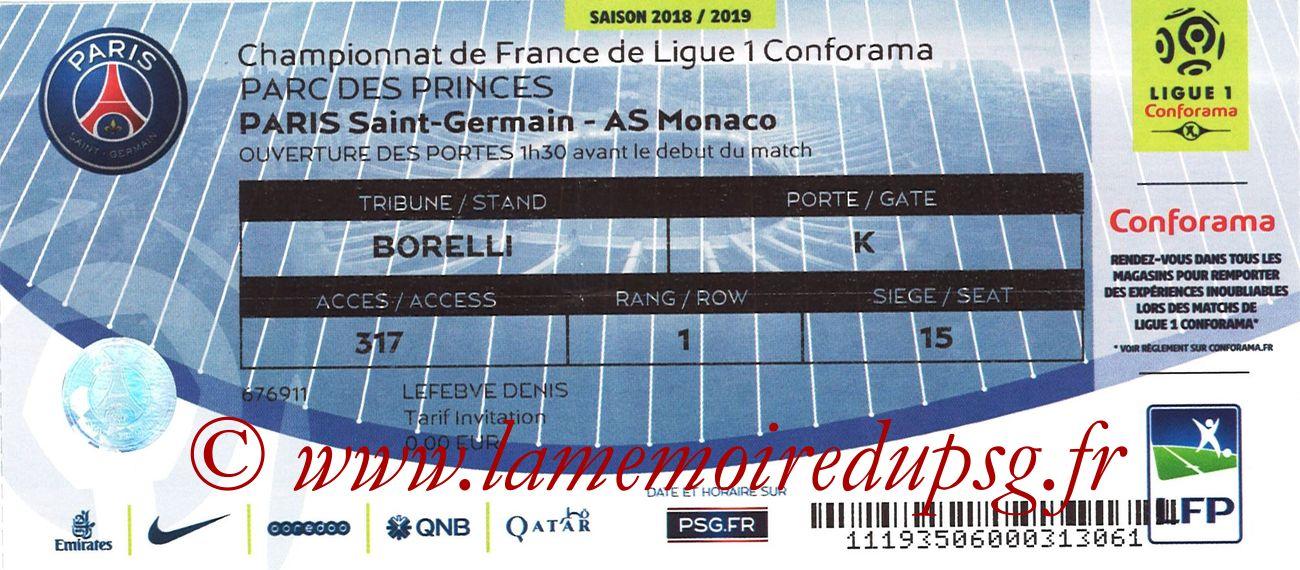2019-04-21  PSG-Monaco (33ème L1)
