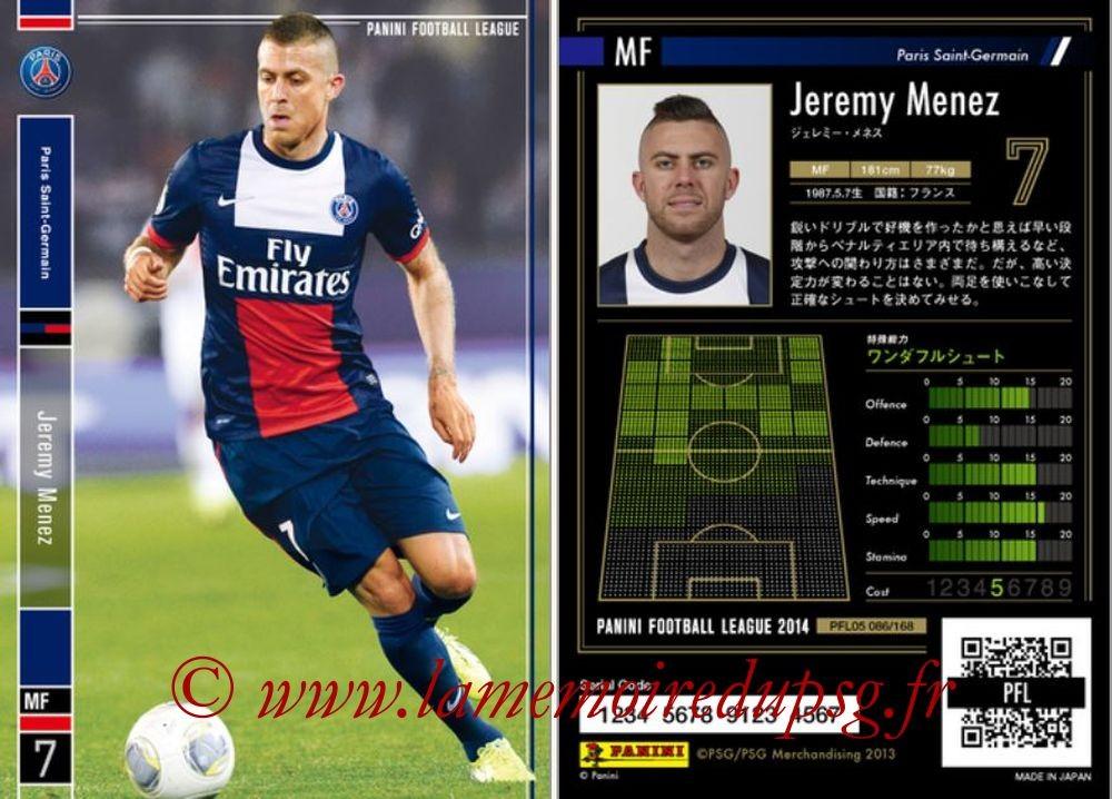 N° 086 - Jeremy MENEZ