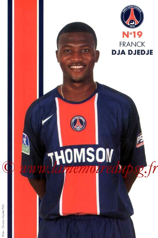 DJA DJEDJE Franck  05-06