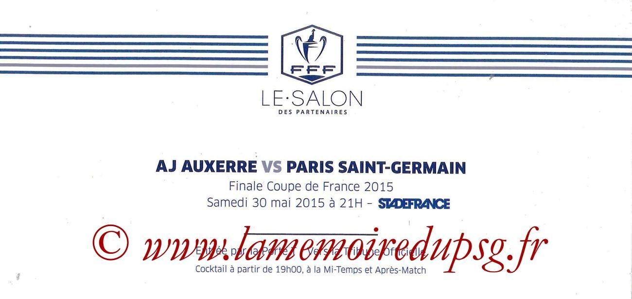 2015-05-30  Auxerre-PSG (Finale CF à Saint-Denis, Salon)