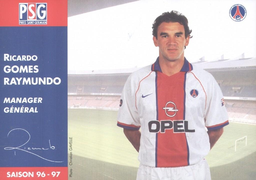 RICARDO Raymundo  96-97