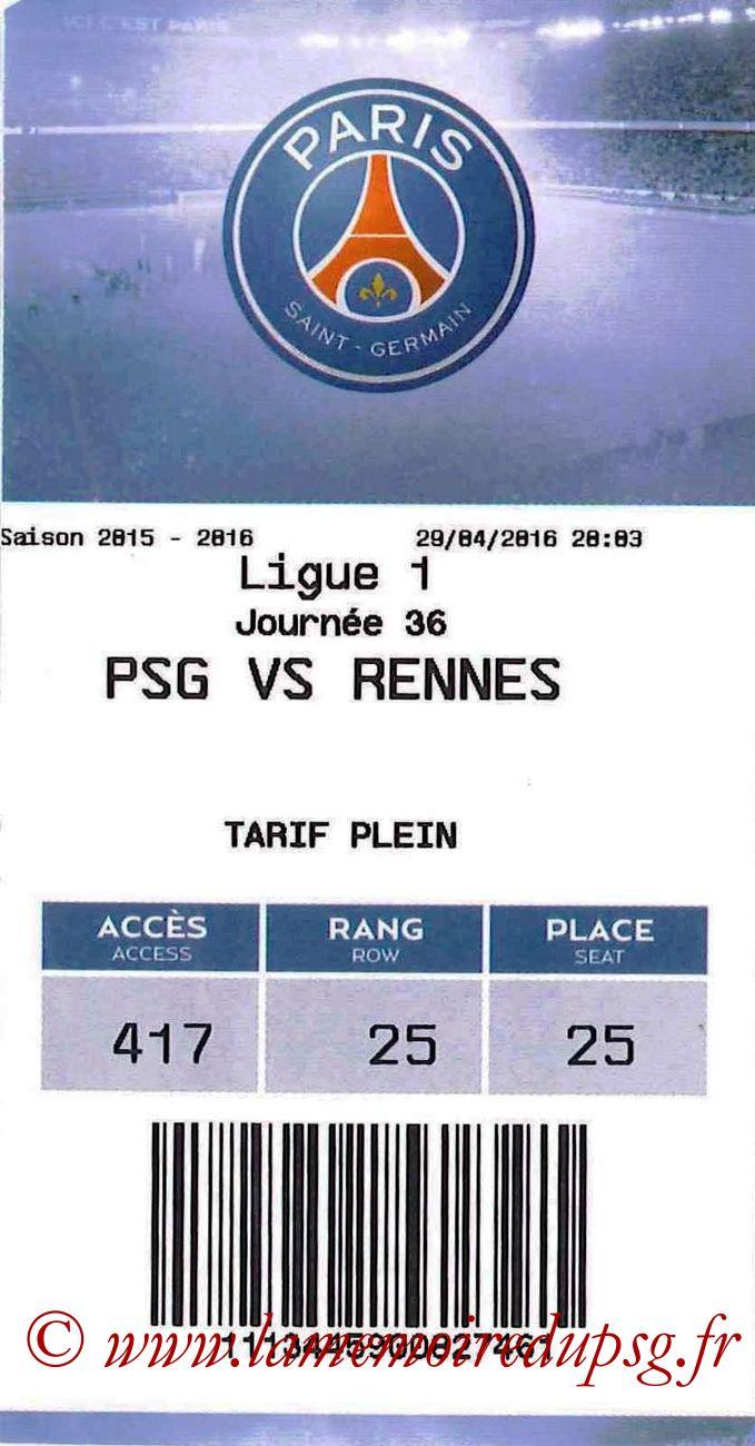2016-04-29  PSG-Rennes (36ème L1, E-ticket)