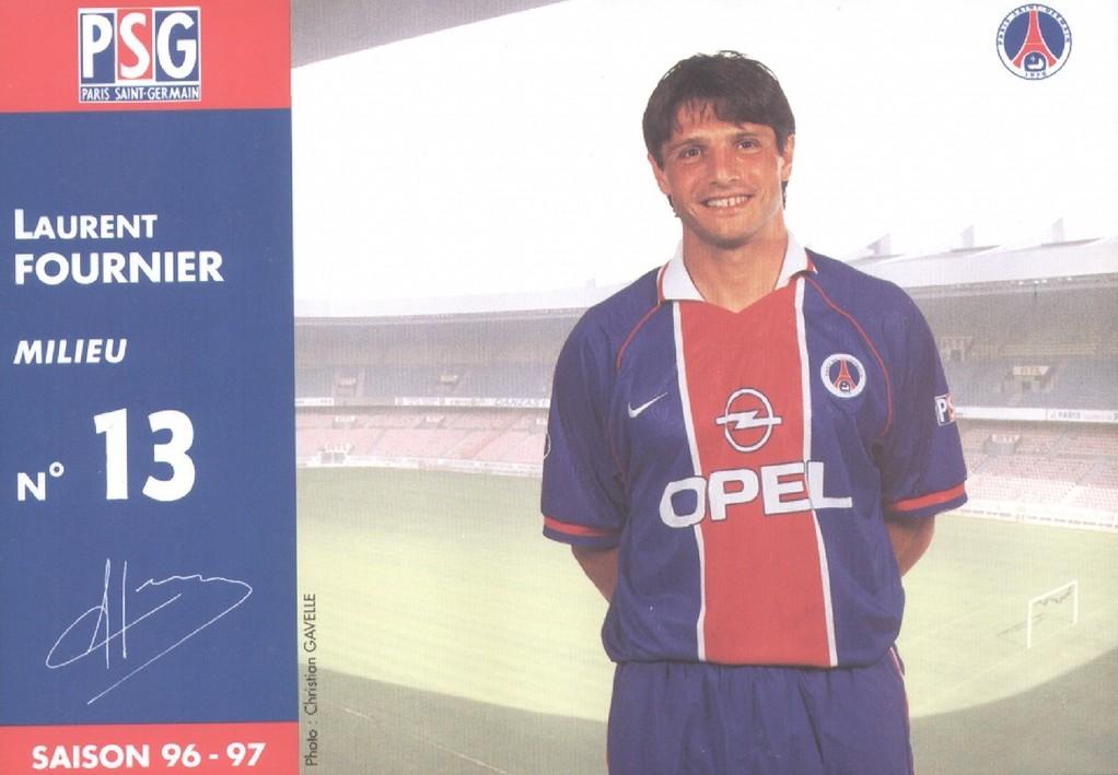FOURNIER Laurent  96-97