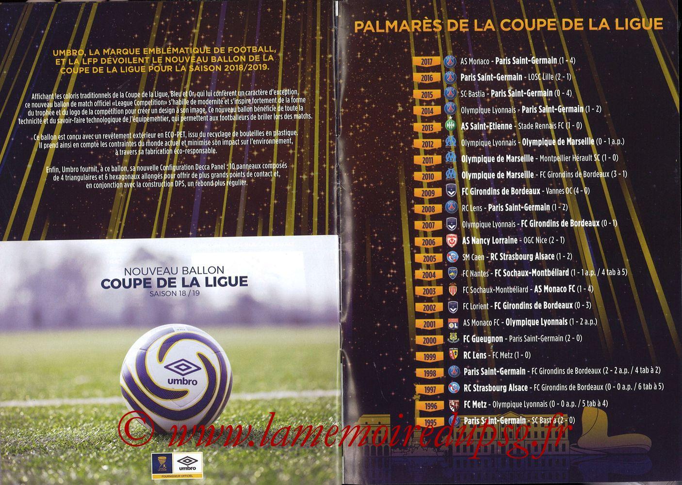 2018-03-31  PSG-Monaco (Finale CL à Bordeaux) - Pages 18 et 19