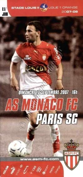 2007-09-16  Monaco-PSG (8ème L1, Officiel).