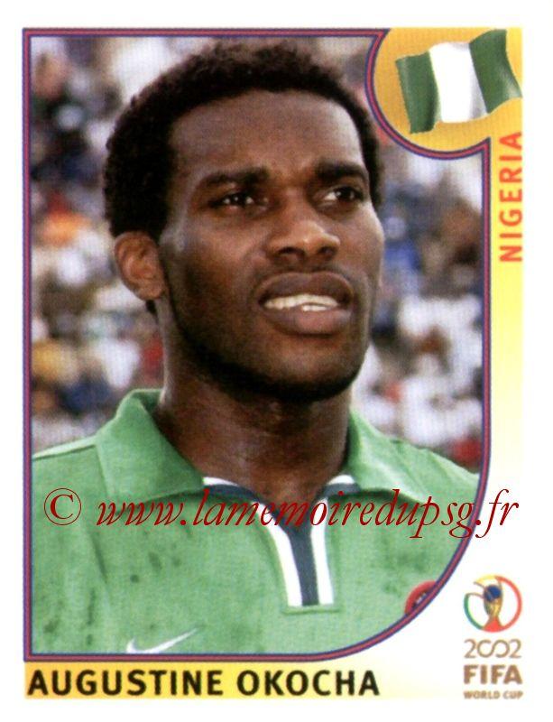 N° 414 - Augustine OKOCHA (1998-02, PSG > 2002, Nigeria)