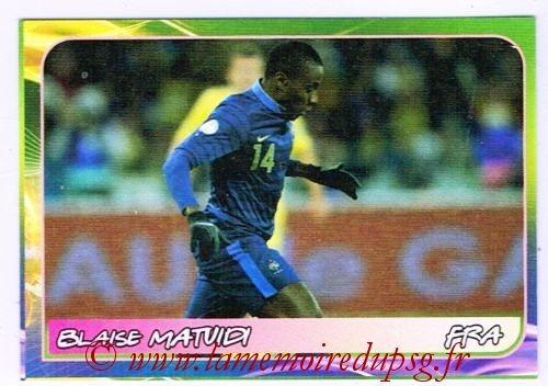 N° 259 - Blaise MATUIDI (2011-??, PSG > 2014, France)