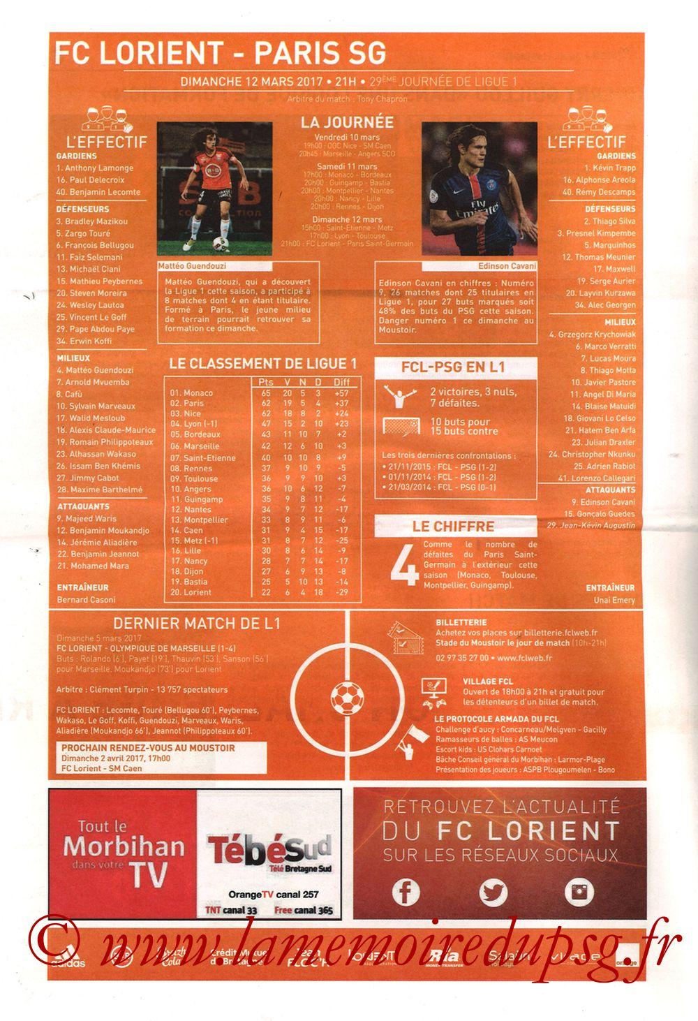 2017-03-12  Lorient-PSG (29ème L1, FCL Match) - Page 04