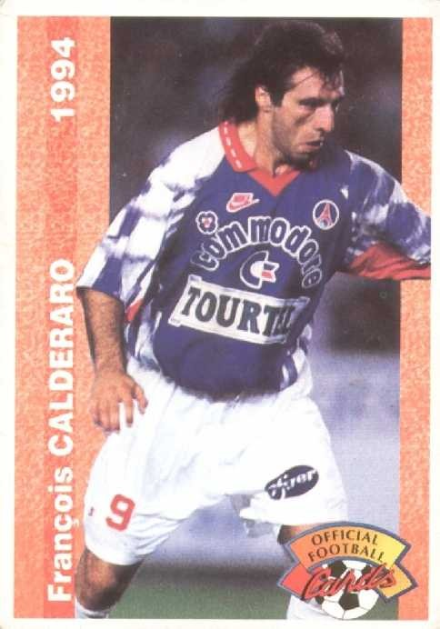 N° 206 - François CALDERARO (Recto)